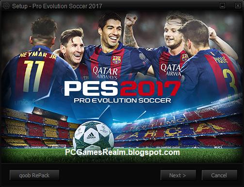 Pro Evolution Soccer 2017 [v1 0 1 0 0 + MULTi16] for PC [3 5 GB