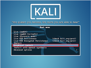 kalilinux virtualbox