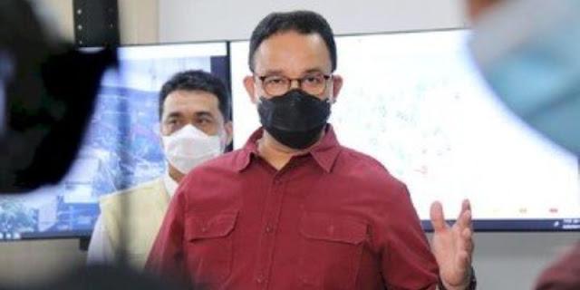 Saiful Anam: Rakyat Bosan dengan PPKM, Kebijakan Anies Jadikan Vaksin Syarat Aktivitas Warga Tepat