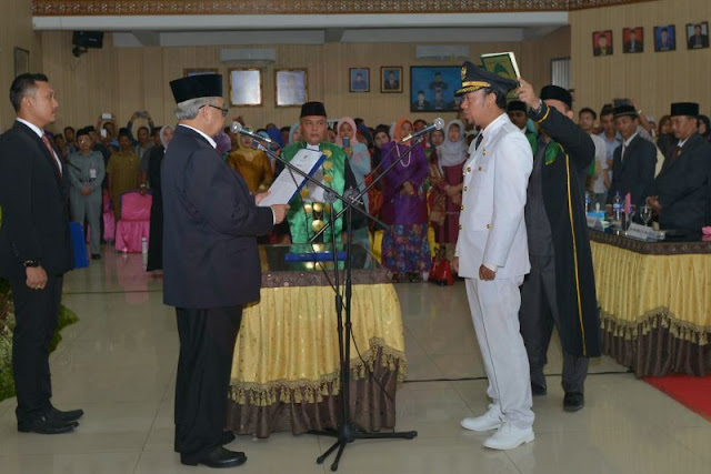 Pesan Gubernur Aceh Untuk Erwanto, Wakil Bupati Aceh Barat Daya
