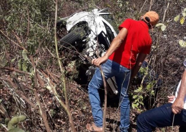 Acidente entre caminhão e carro na CE 362 com vítima fatal é registrado na tarde de quarta, 30.