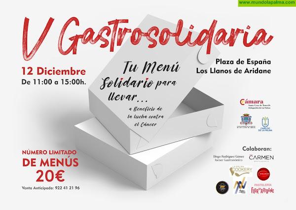 V Feria Gastrosolidaria - Los Llanos de Aridane