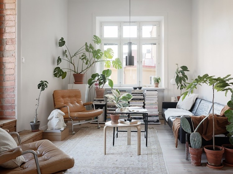 My Scandinavian Home 10 Clever Small Space Tricks To Learn From A Lovely Swedish Apartment