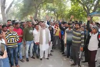 Protests started on the honor of the Corona Monasteries, uproar in PMCH on the selection of a few people