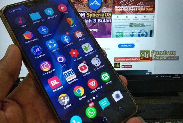 backup aplikasi android