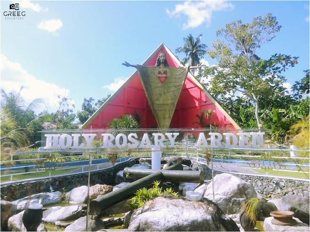 Holy Rosary Garden