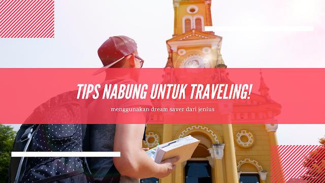 tips menabung untuk traveling
