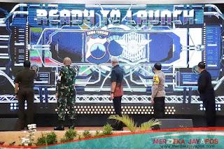 Tilang Elektronik ETLE Resmi Di Launching Kapolda Jateng Hari Ini