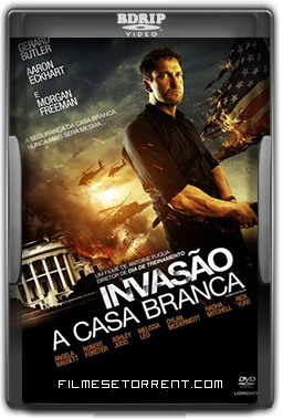 Invasão à Casa Branca Torrent BDRip Dual Áudio 2013