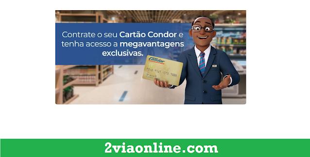 2Via Fatura do Cartão de Crédito Condor