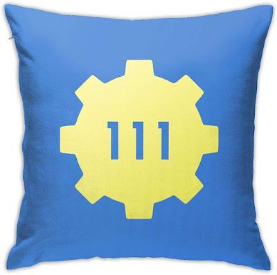 Vault 111 Pillowcase