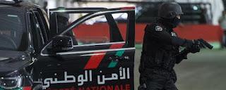 أمن طنجة يلقي القبض على منفذ الاعتداء على سائحة ألمانية