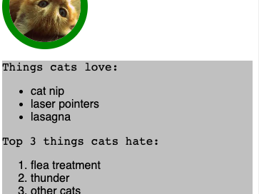 Lesson 2: About Basic CSS