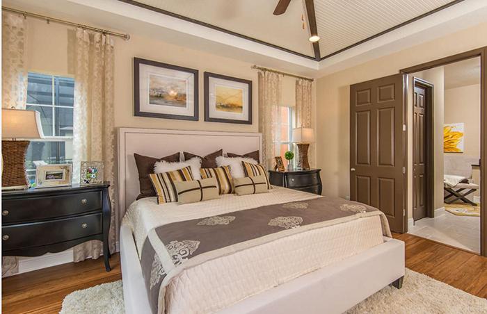 Thiết kế nội thất phòng ngủ hợp phong thủy giúp vợ chồng hạnh phúc- 3