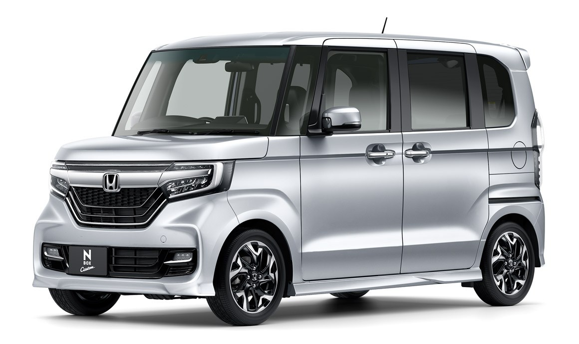 Honda Introduces The New N-Box In Japan | Carscoops
