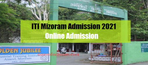 ITI Aizawl Admission