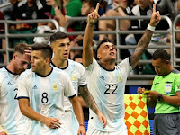 "Argentina national team prepares squad ""strange"" for the match against Germany"