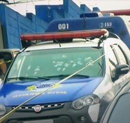 Viatura da Guarda Civil de Cotia é metralhada durante perseguição na Raposo Tavares