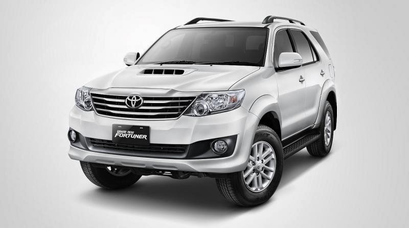 Harga All New Fortuner 2017