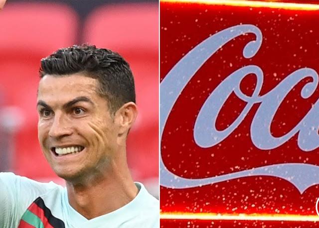 Coca Cola envía respuesta a Cristiano Ronaldo, analizan una sanción