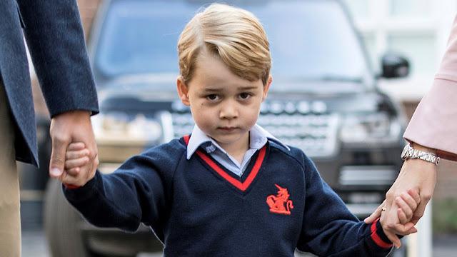 Aparecen amenazas de muerte del EI al príncipe Jorge
