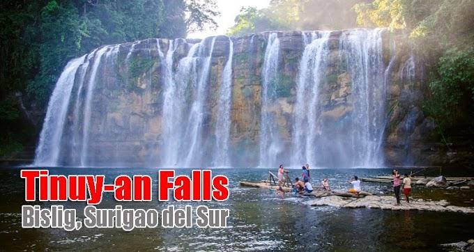 Visit the Niagara Falls of Philippines
