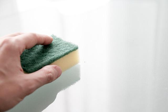 Inilah 4 Langkah Mudah Untuk Membersihkan Noda Pada Tembok Rumah Anda