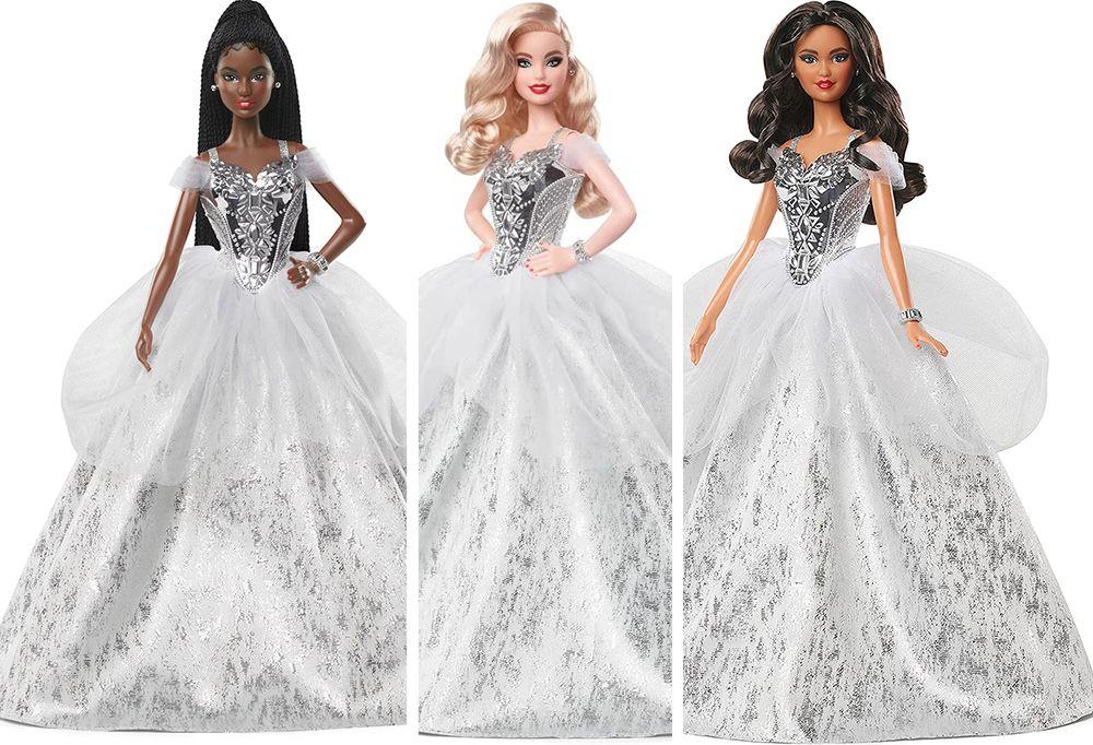 Barbie Signature 2021 Happy Holidays