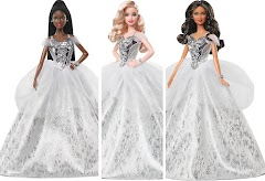 Праздничная кукла Barbie Signature 2021 Happy Holiday