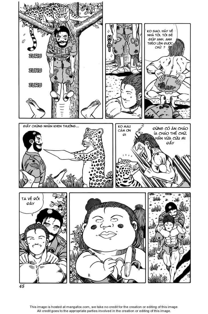 Chúa rừng Ta-chan chapter 22 trang 2