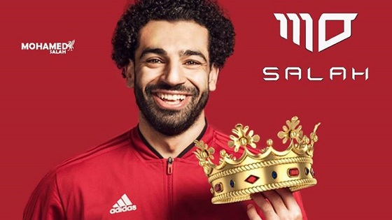 PES 2017 Mohamed Salah The King Start Screen 2018 By Mostafa Osama
