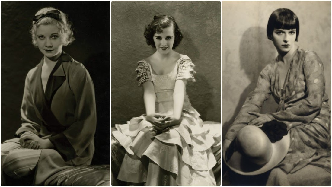 Gorgeous Photos of Classic Beauties in the 1920s and '30s Taken by Hal Phyfe