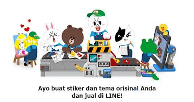 Cara Membuat Stiker Line Terbaru | LINE Creators
