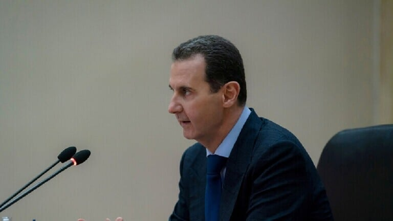 الأسد-يعفي-رئيس-مجلس-الوزراء-عماد-خميس-من-منصبه-ويكلف-حسين-عرنوس-خلفا-له