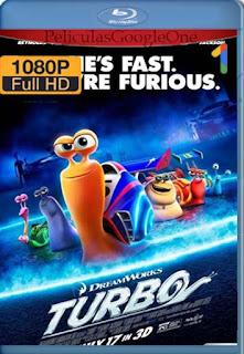 Turbo [2013]  [1080p BRrip] [Latino-Inglés] [GoogleDrive] RafagaHD