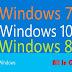 Windows 7,8.1,10 All In One Desember 2017