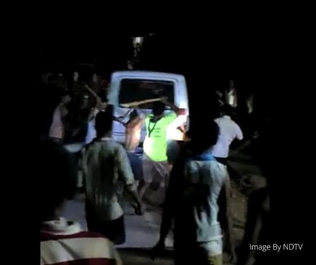 Mob Lynching 3 killed in Palghar District Maharashtra