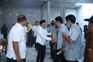 Bupati Labuhanbatu Silaturahmi Bersama Ketua Komite Sekolah Di Tiga Kecamatan