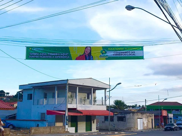 ACIAJU intensifica campanha MORO AQUI, COMPRO AQUI