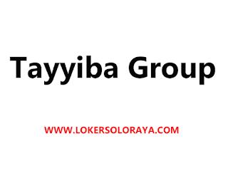 Loker Solo Bulan Agustus 2020 di Tayyiba Group