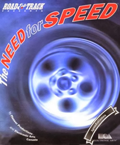 The Need for Speed 1 Cover, Poster