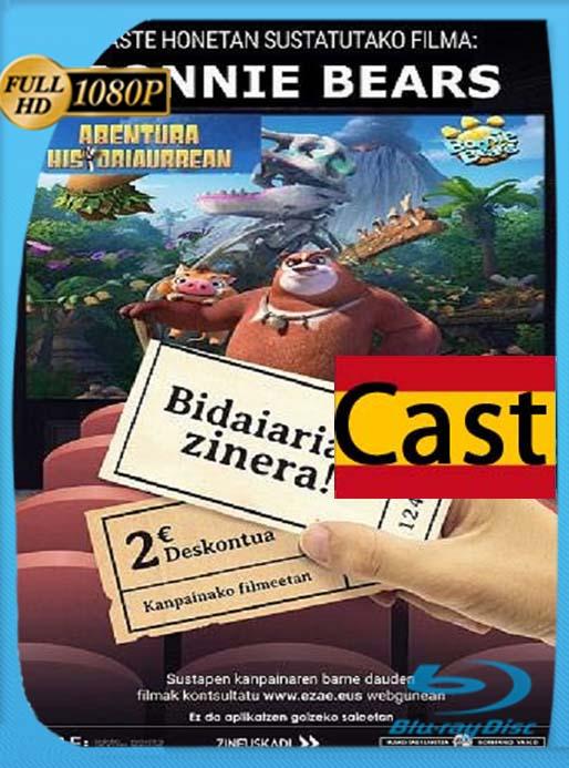 Boonie Bears: aventura en la prehistoria (2019) 1080p WEB-DL Castellano [GoogleDrive] [tomyly]