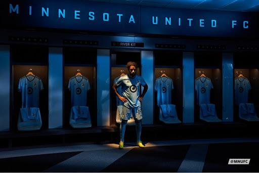 Minnesota United 2021 Secondary Kit