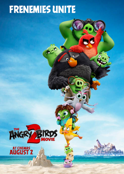 The Angry Birds Movie 2 Full Movie in Hindi Download Filmyzilla 123movies
