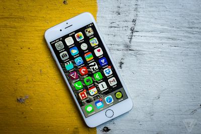 Dien thoai iPhone 6 lock 99%