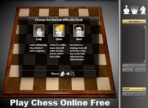 Play Chess VS Computer Play Chess Against Computer Online Free
