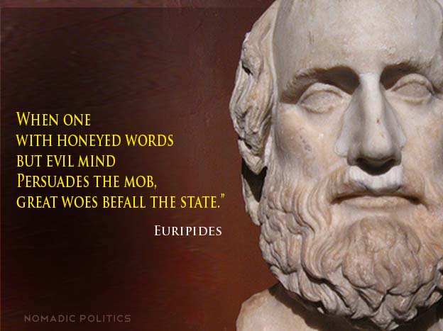 Greek quote Euripides