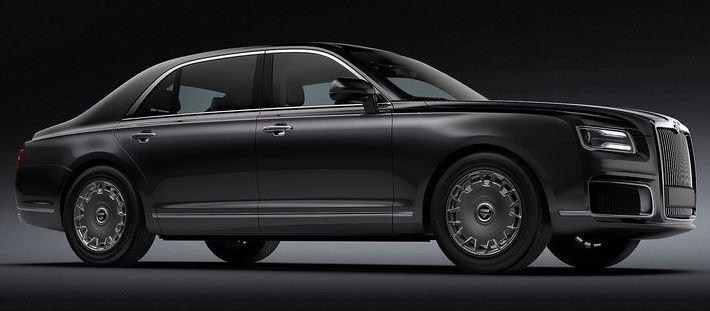 05f2d99700875 O Aurus Senat é derivado diretamente da limusina do Estado, estado  disponível na versão Sedan com distância entre eixos curta (3,30 metros) e  na versão ...