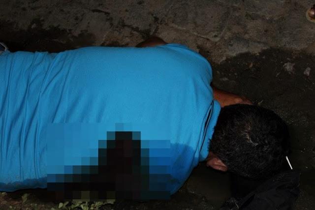 Homem é morto a tiros no centro de Padre Marcos