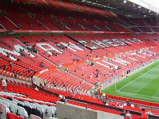 View from the New Stretford End